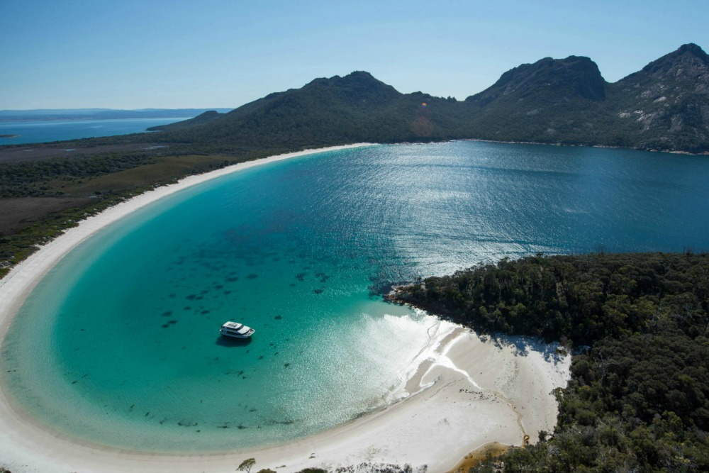 Wineglass Bay, Brendan Williams