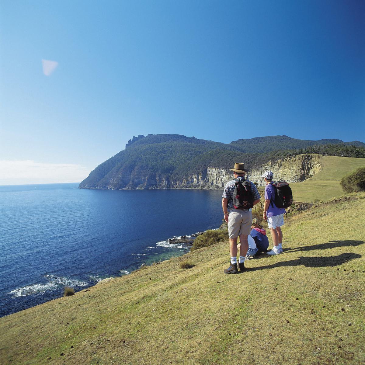 Boat Tour Maria Island Tasmania