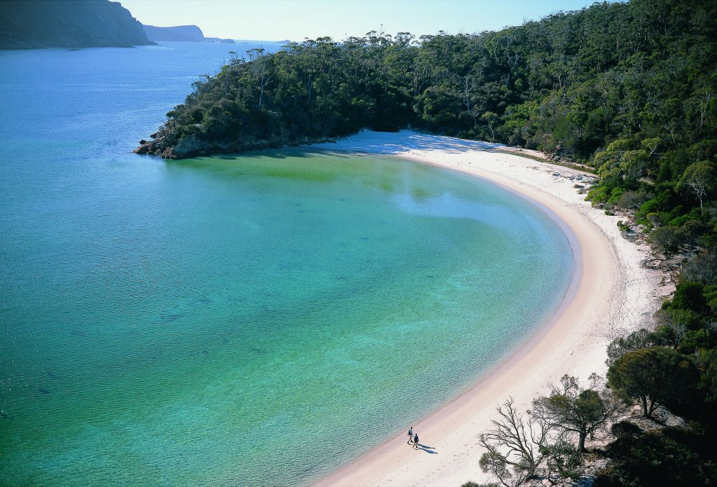 Tourism Tasmania & Geofferey Lea