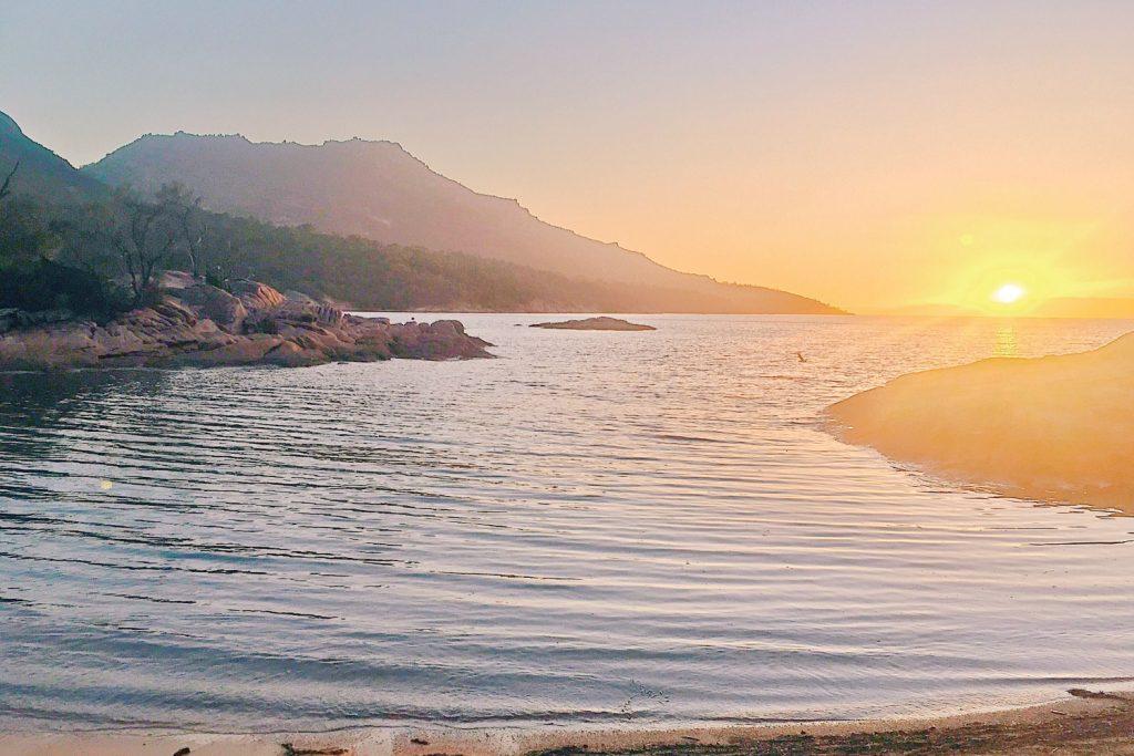 Honeymoon Bay by Elise Cook
