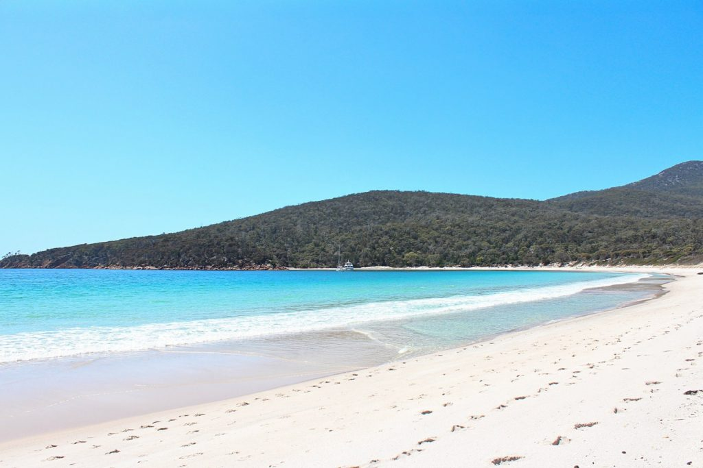 Wineglass Bay by Elise Cook