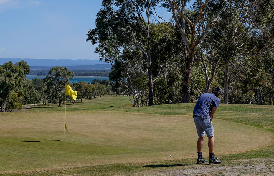 Freycinet Golf Course East Coast Tasmania