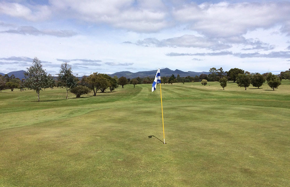 Scamander Golf Course East Coast Tasmania
