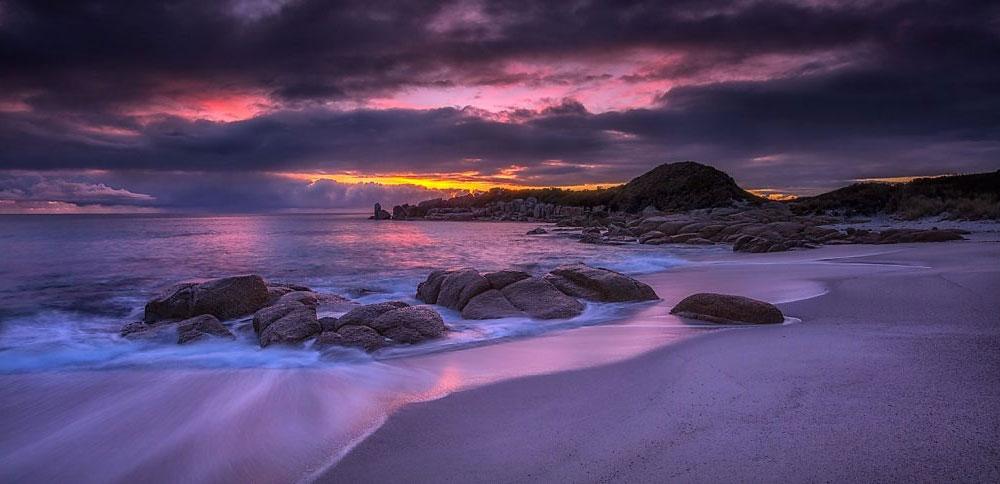 Bay of Fires Winter Arts Festival East Coast Tasmania