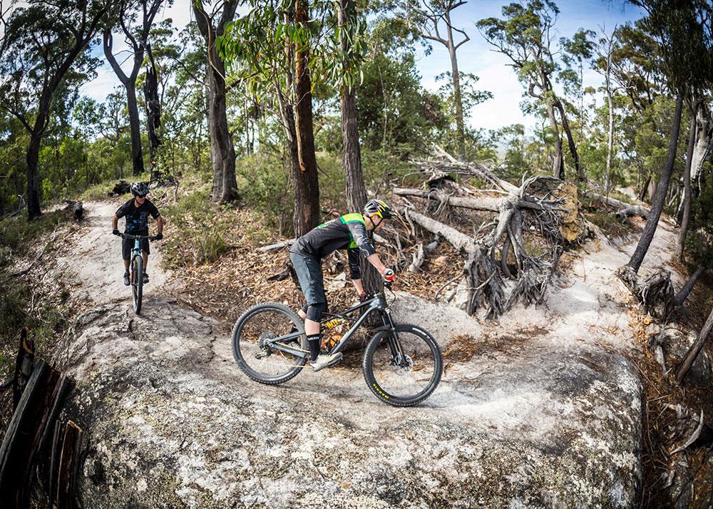 Things to do in Winter East Coast Tasmania - Mountain Bike Riding St Helens
